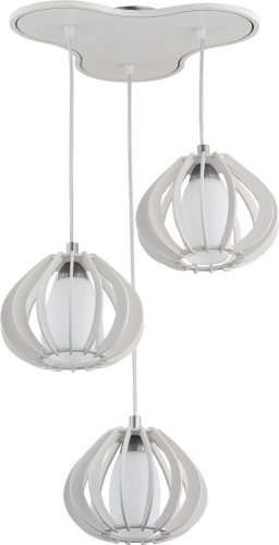 Люстра подвес TK Lighting Mela White 323
