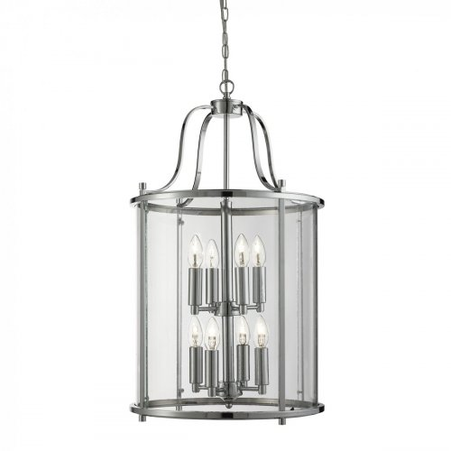 Люстра подвес Searchlight 3068-8CC Victorian Lanterns