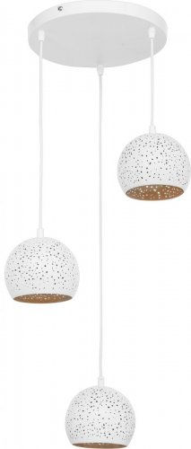 Люстра подвес TK Lighting Brillo White 2310