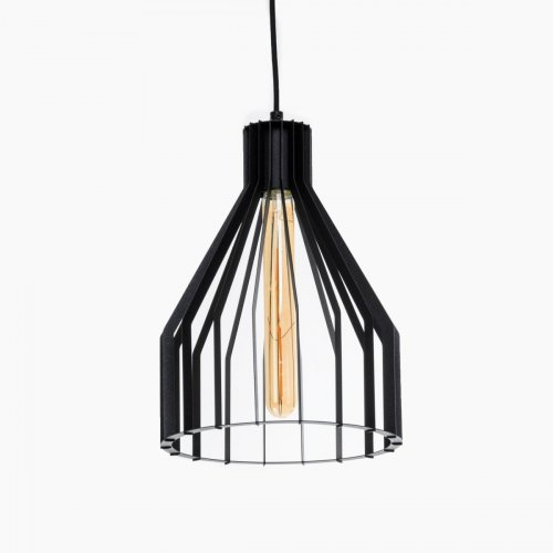 Люстра подвес лофт Atmolight ArtB3 P220 BlackPearl