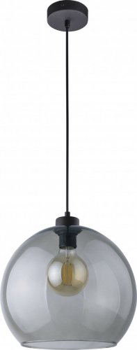 Люстра подвес TK Lighting CUBUS Graphite 4292